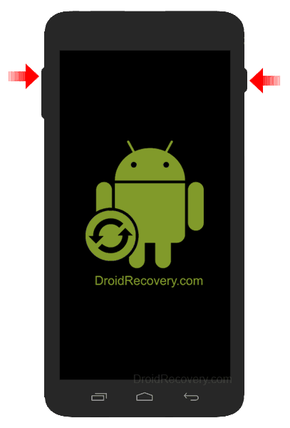 Intex Cloud Z5 Recovery Mode and Fastboot Mode