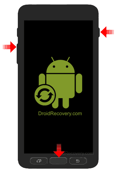 How to Boot Samsung Galaxy S7 Active G891A Recovery Mode and