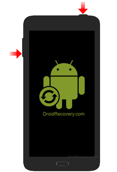 HTC Incredible S Recovery Mode and Fastboot Mode