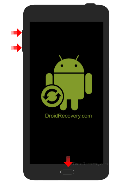 LG Optimus L7 P705G Recovery Mode and Fastboot Mode