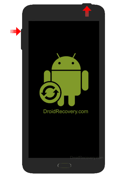 Huawei Ascend Y521 Recovery Mode and Fastboot Mode
