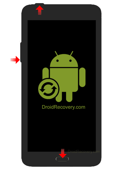 Samsung Galaxy Apollo I5801 Recovery Mode and Fastboot Mode