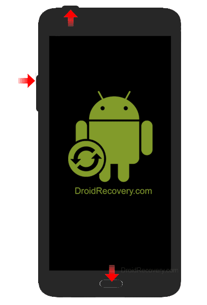 Doro 8042 Recovery Mode and Fastboot Mode