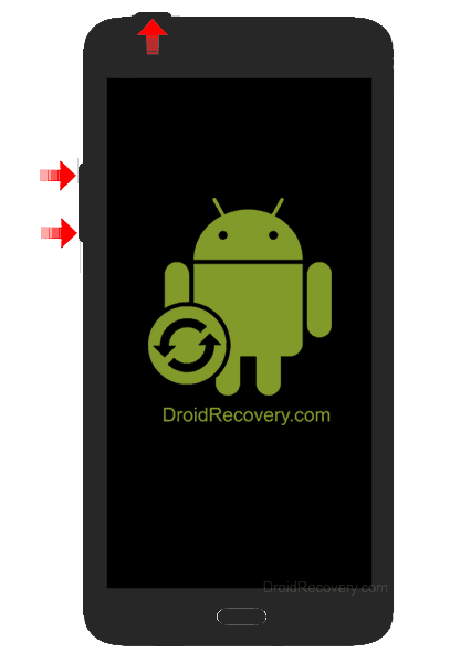 ZTE Warp 4G Recovery Mode and Fastboot Mode
