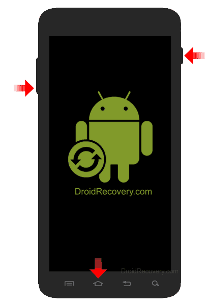 Samsung Galaxy S II LTE I727R Recovery Mode and Fastboot Mode