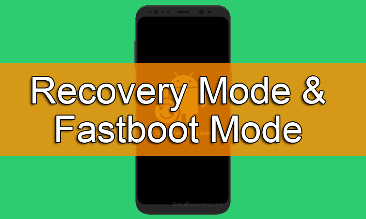 Boot Xiaomi Redmi 6 Recovery Mode, Fastboot Mode and