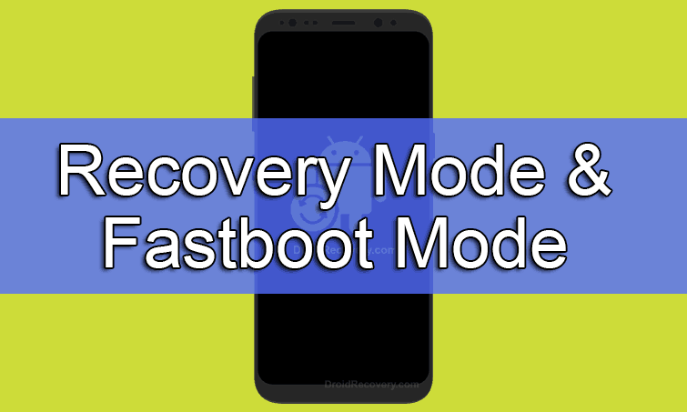 How to Boot LG V20 (AT&T) H910 Recovery Mode and Fastboot Mode