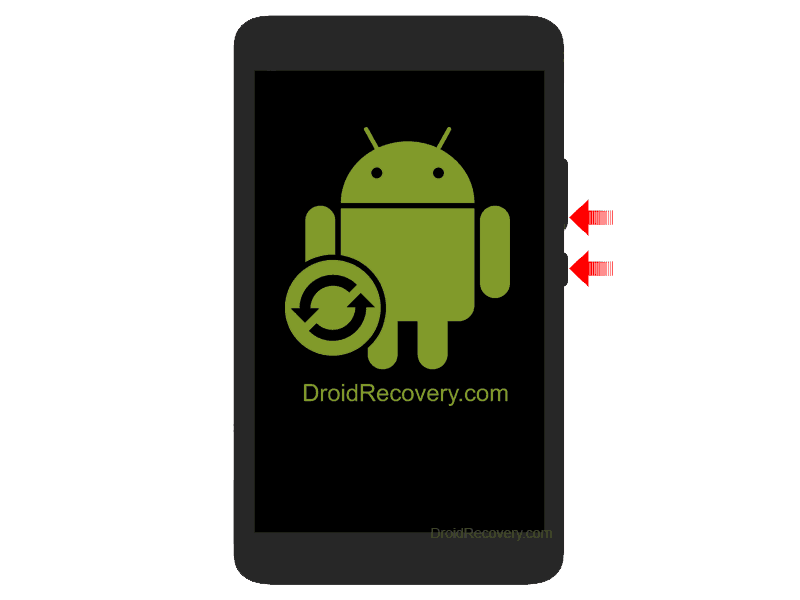 Hisense E81 4G Recovery Mode and Fastboot Mode