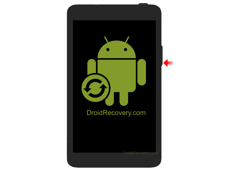Huawei MatePad LTE Recovery Mode and Fastboot Mode